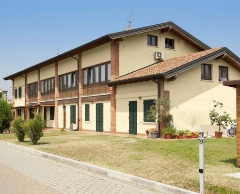 Ristrutturazione Brescia Via Castelli